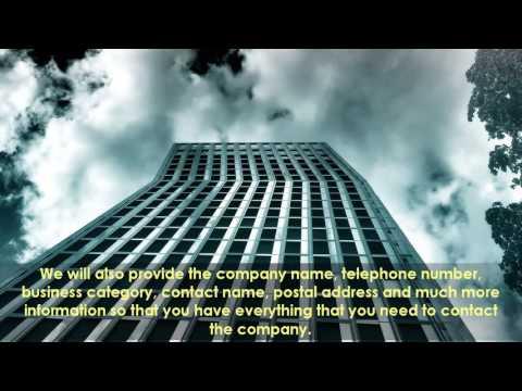 free business email database uk