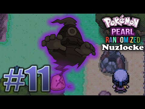 Pokémon Pearl Randomized Nuzlocke - The Odd Keystone - Ep 11