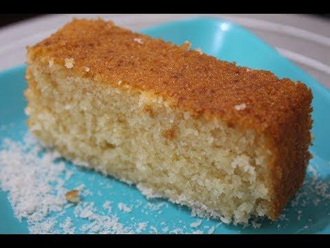 Easy To Make Soft Semoline/Rava Cake at Home | Desi Zaiqa