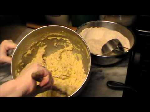 Homemade Whole Grain Corn & Wheat Tortillas
