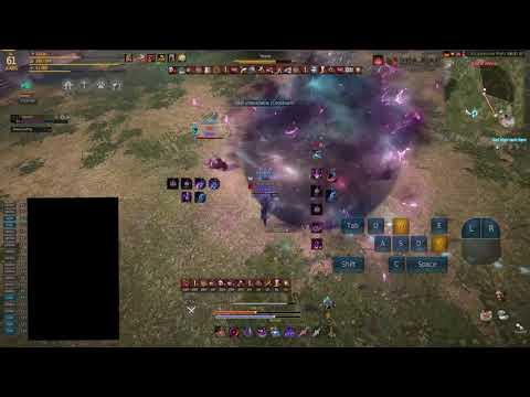 DK vs Ranger BDO PvP - Eiene vs Youna