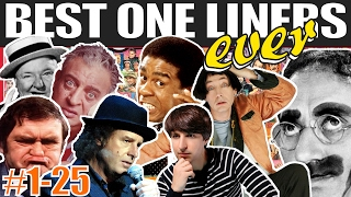The Best One Liners in Comedy from the Past 87 Years (#1-25)