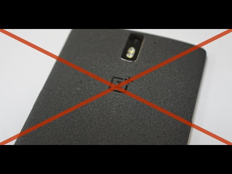 Before you buy a ONEPLUS One
