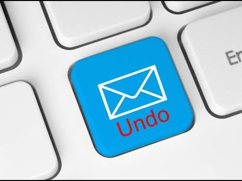Enable Google Undo Sent Email Feature