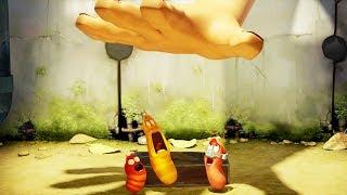 LARVA - MISSING RING | Cartoon Movie | Cartoons For Children | Larva Cartoon | LARVA Official