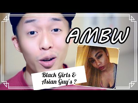 DO ASIAN MEN LIKE BLACK WOMEN? ASIAN GUY INTERVIEWS BLACK GIRL | feat.Brokethehabit