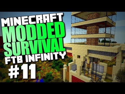 Minecraft Modded Survival #11