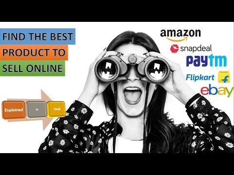 How to Decide Best Selling Products In Amazon And Sell Online