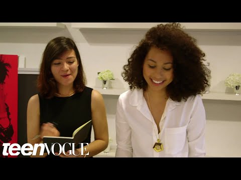 Eddie Borgo Studio Assistant Bianca Harris - Fashion at Work - Teen Vogue