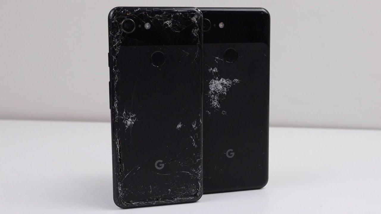 Two Google Pixel 3's For $17 - Lets Restore Them