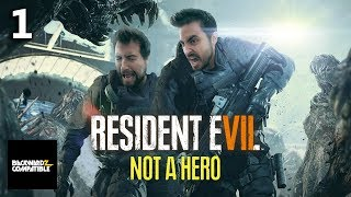 Backwardz Compatible: RE7 - Not a Hero | Rooster Teeth