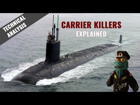 What makes submarines silent?