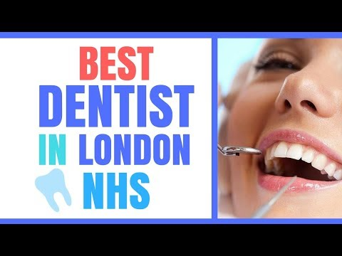 best dentist in london nhs