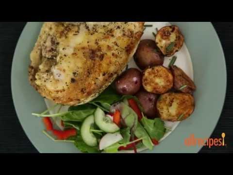 How to Make Baked Split Chicken Breast | Chicken Recipes | Allrecipes.com