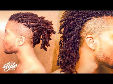 DREADLOCK TWO-STRAND TWISTS & TWIST-OUTS | Curly Locs