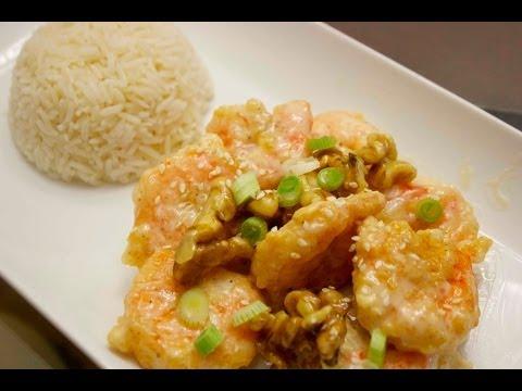 Honey Walnut Shrimp - Cooked by Julie - Episode 118