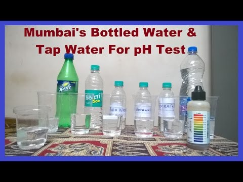 Water Test For Ph Level Part 2
