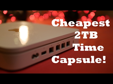 Cheapest Time Capsule!