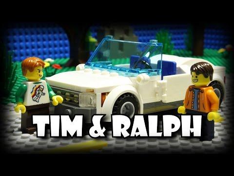 Tim and Ralph: Break Down