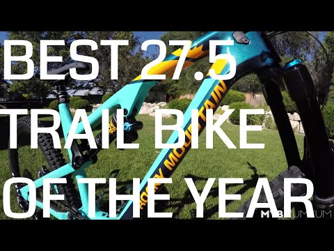 2019 Rocky Mountain Altitude Review & Extended Test Ride