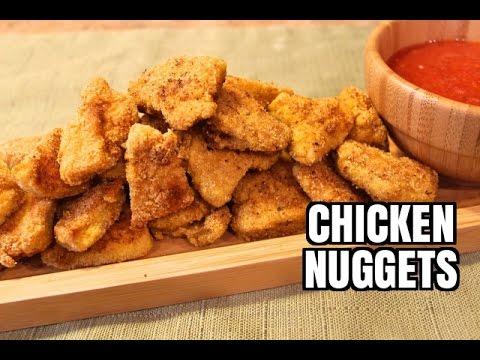 McDonald's Chicken Nuggets - (Healthy Version + Gluten Free)