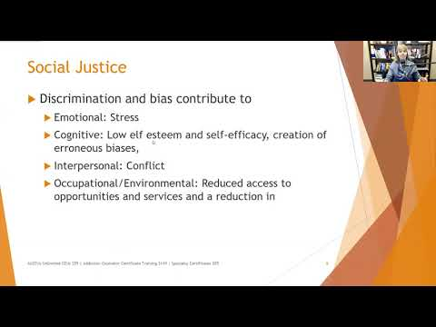 Developing Social Justice and Culturally Responsive Services | Episode 256