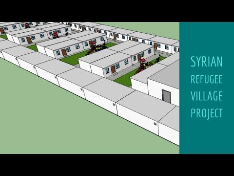 Al-Ihsan Foundation Refugee Village Project