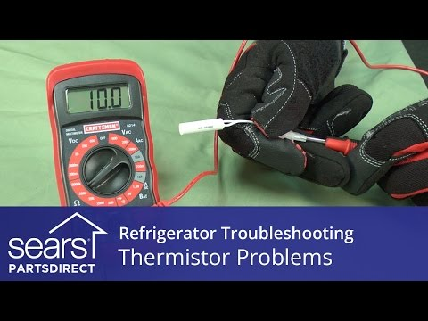 Troubleshooting Thermistor Problems in Refrigerators