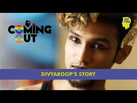 #ComingOut: Divyaroop's Story | Androgyny In India | Unique Stories from India