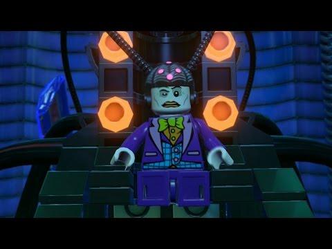 LEGO Batman 3: Beyond Gotham (PS4) - Walkthrough Part 6: The Lantern Menace (Brainiac's Ship)