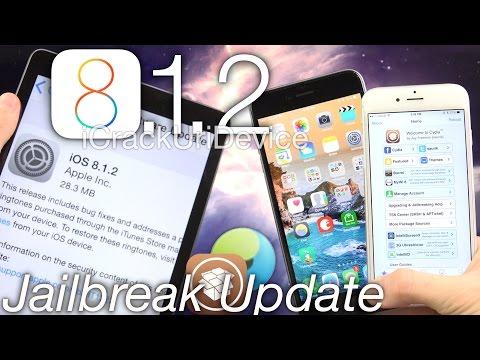 iOS 8.1.2 Jailbreak iOS 8 Update, TaiG Vs Pangu iOS 8.1 iPhone 6 Plus, iPad Jailbreak & More