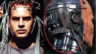¿Fin de la Raza Humana? -Cerebro Humano en Cuerpo de Robot