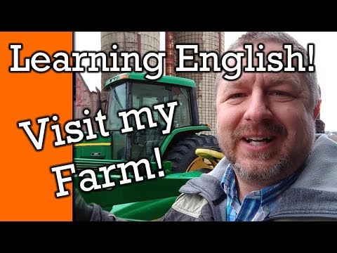 Learn English on the Farm | English Video with Subtitles
