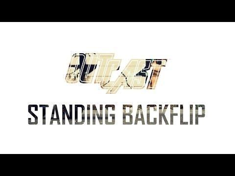 ARRMA OUTCAST 6S BLX - Standing Backflip - Tutorial