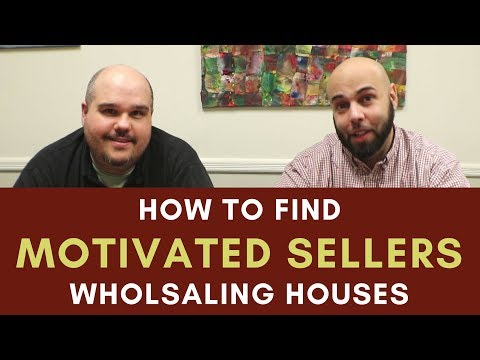 How to Find the Motivated Sellers - Chat with Chatto 006