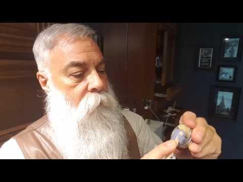 EDC: Beard Balm and Mustache Wax in a SMALL tin.