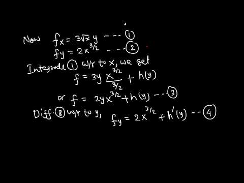 Calc III: Fundamental Theorem of line integral example 4/4