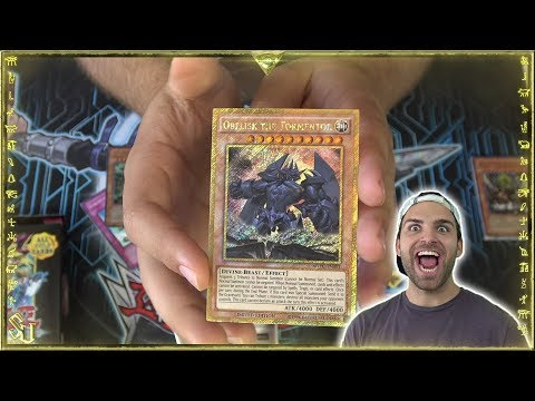 GODLY YuGiOh Movie Pack Gold Edition Exclusive Box Opening & Review! With SIMPLY Comcast