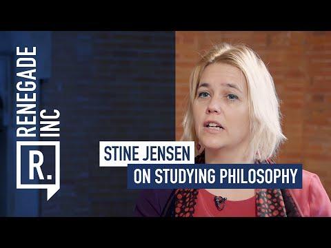 STINE JENSEN on Studying Philosophy