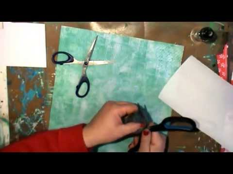 How to clean craft scissors