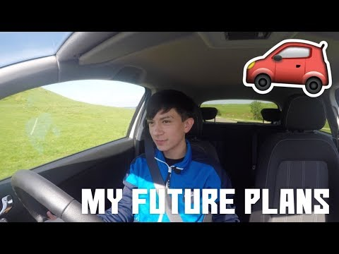 DRIVE WITH ME: MY FUTURE PLANS?! 😱