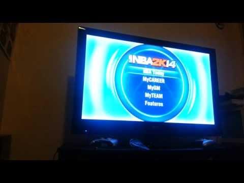 NBA2K14 Next Gen (PS4) How to FIX