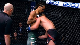 UFC Fort Lauderdale: Roberts vs Gifford - Finish or be Finished