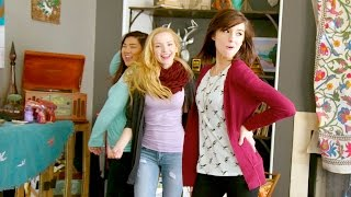 "What A Girl Is - Dove Cameron, Christina Grimmie, Baby Kaely (from ""Liv and Maddie"")"