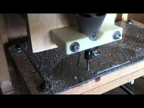Pleasant Mill cuts aluminum