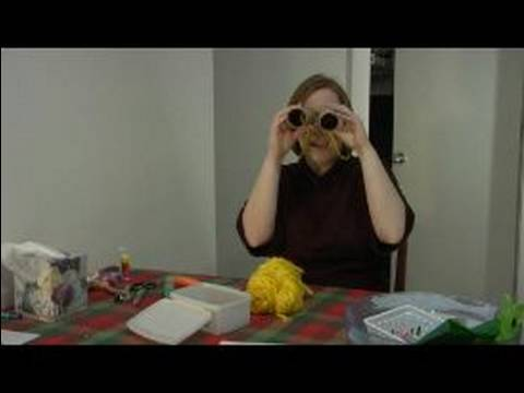 Art Projects for Kids : How to Make Paper Towel Roll Binoculars