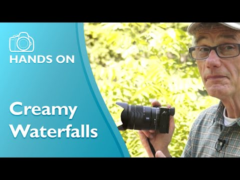 Silky Waterfalls - How to shoot smooth and creamy-looking water.