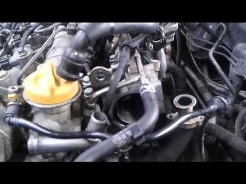 EGR valve remove and clean, Z19, Vauxhall, Opel, Fiat, Saab