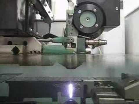 Wire edm cutting