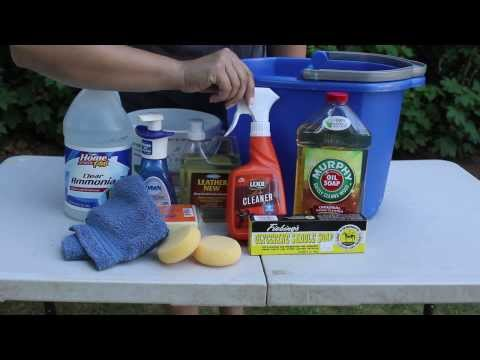 How to Clean Saddle and Bridle  HD 1080p